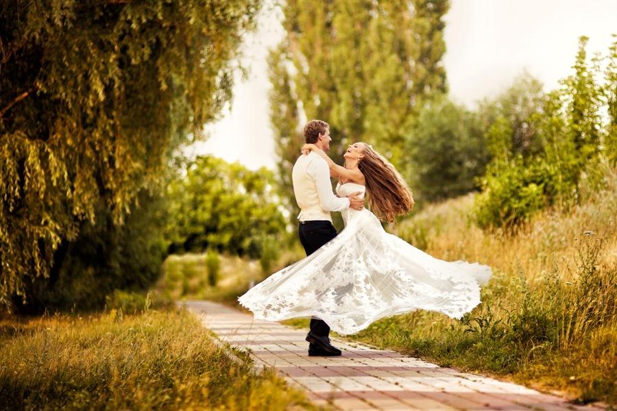 Свадьба в день Солнца