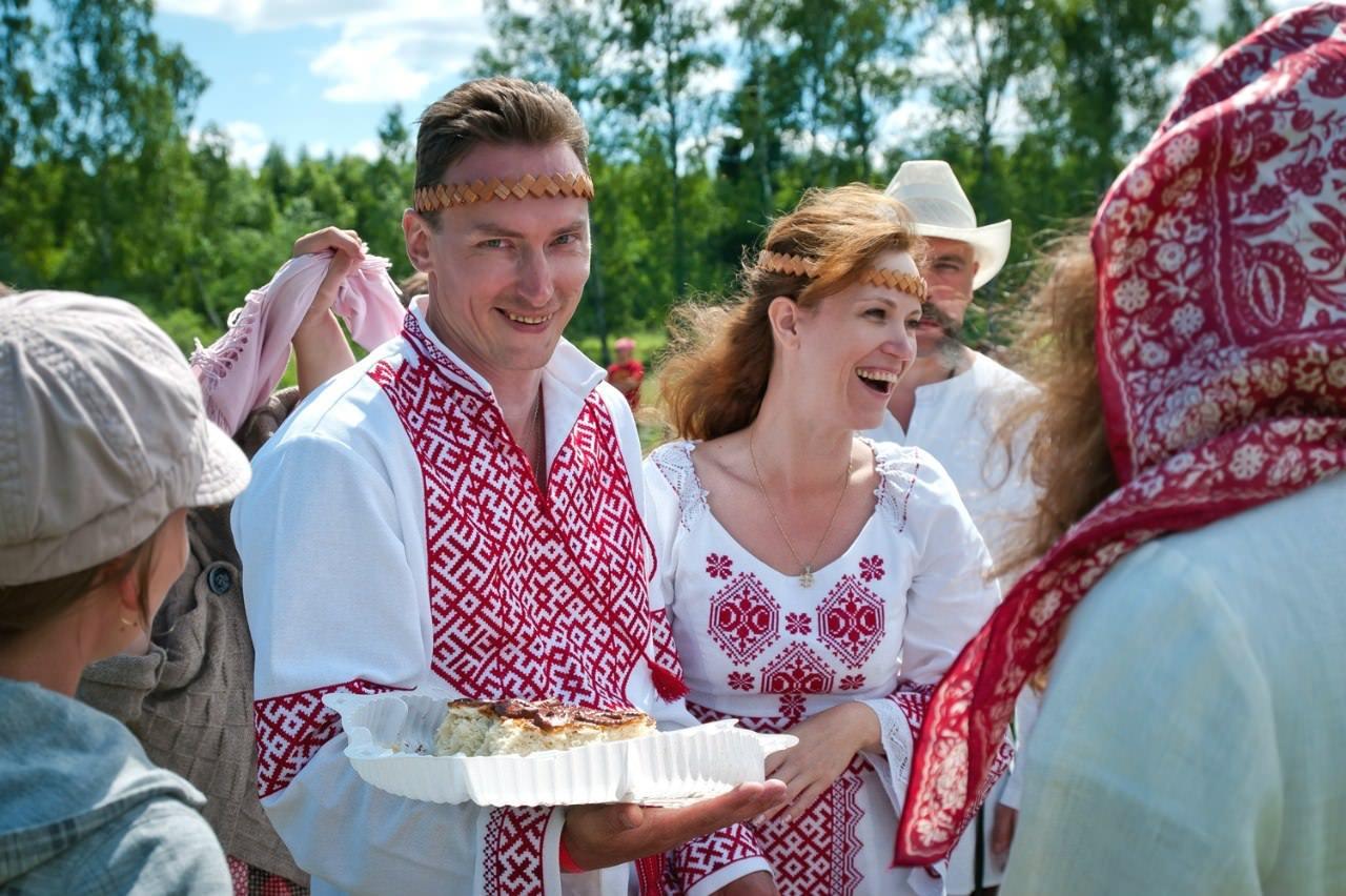 Процесс сватовства невесты