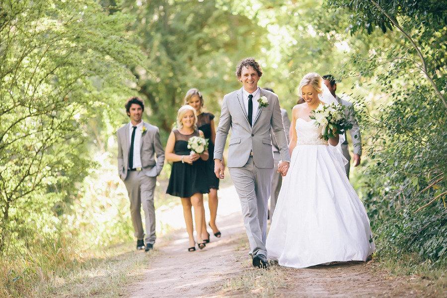 Свадебные свидетели