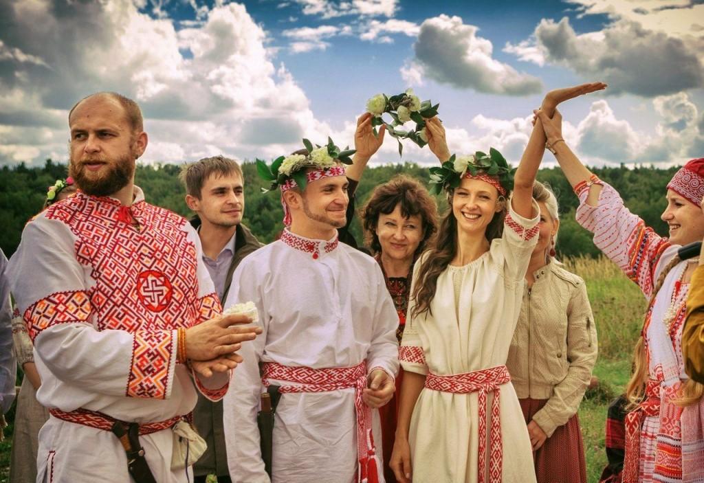 Славянский брак