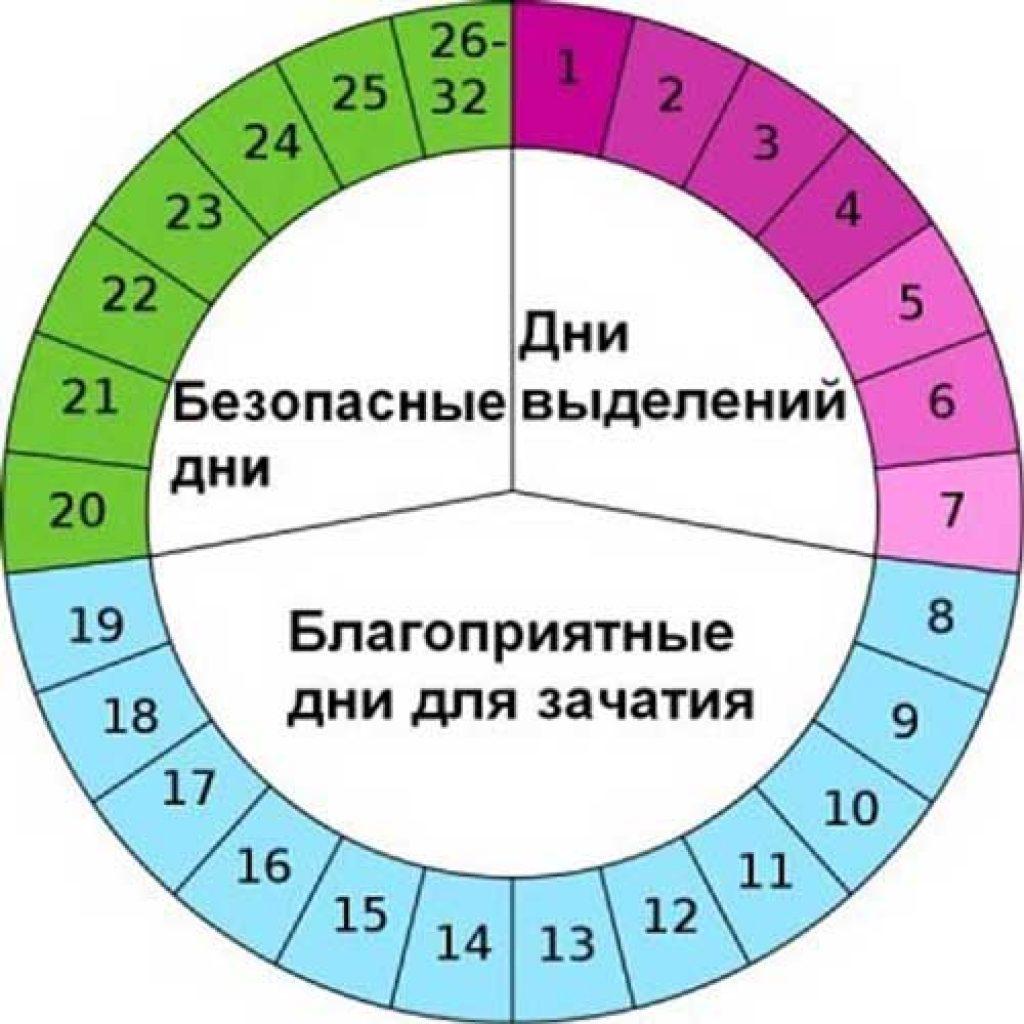 Календарь овуляции