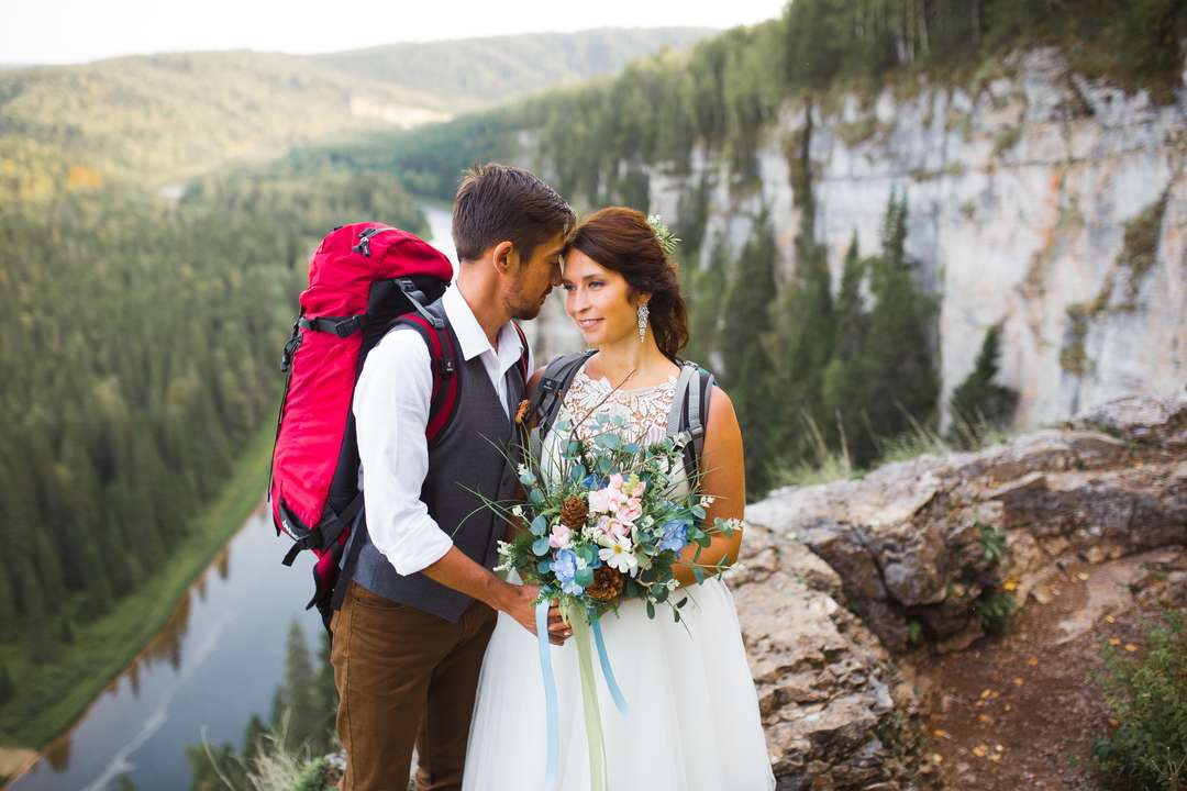 Туристическая свадьба