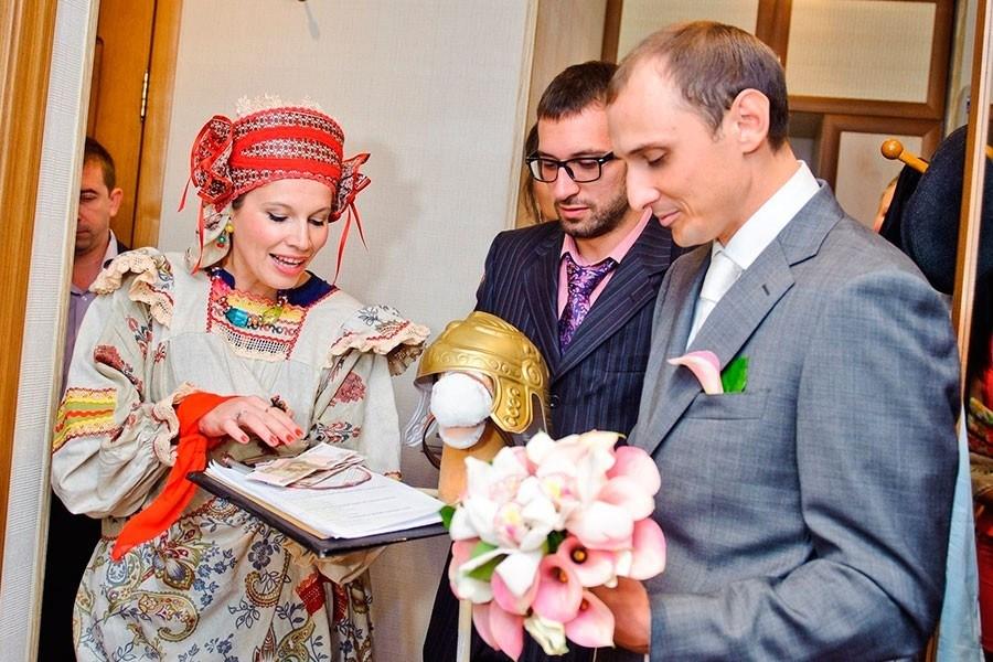 Выкуп за невесту