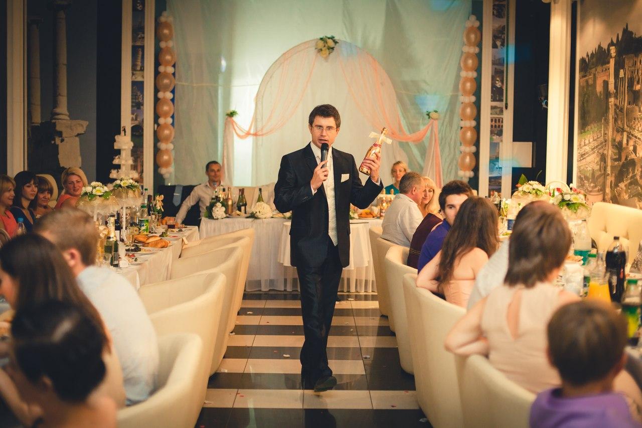 Наказ на свадьбе