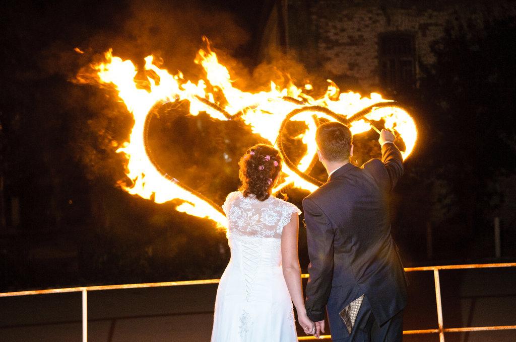 Огненная свадьба