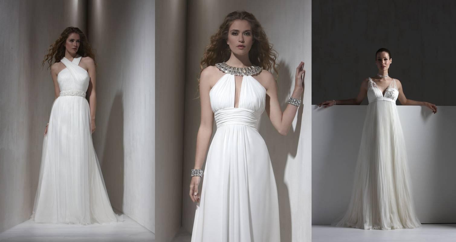 Римские свадебные платья